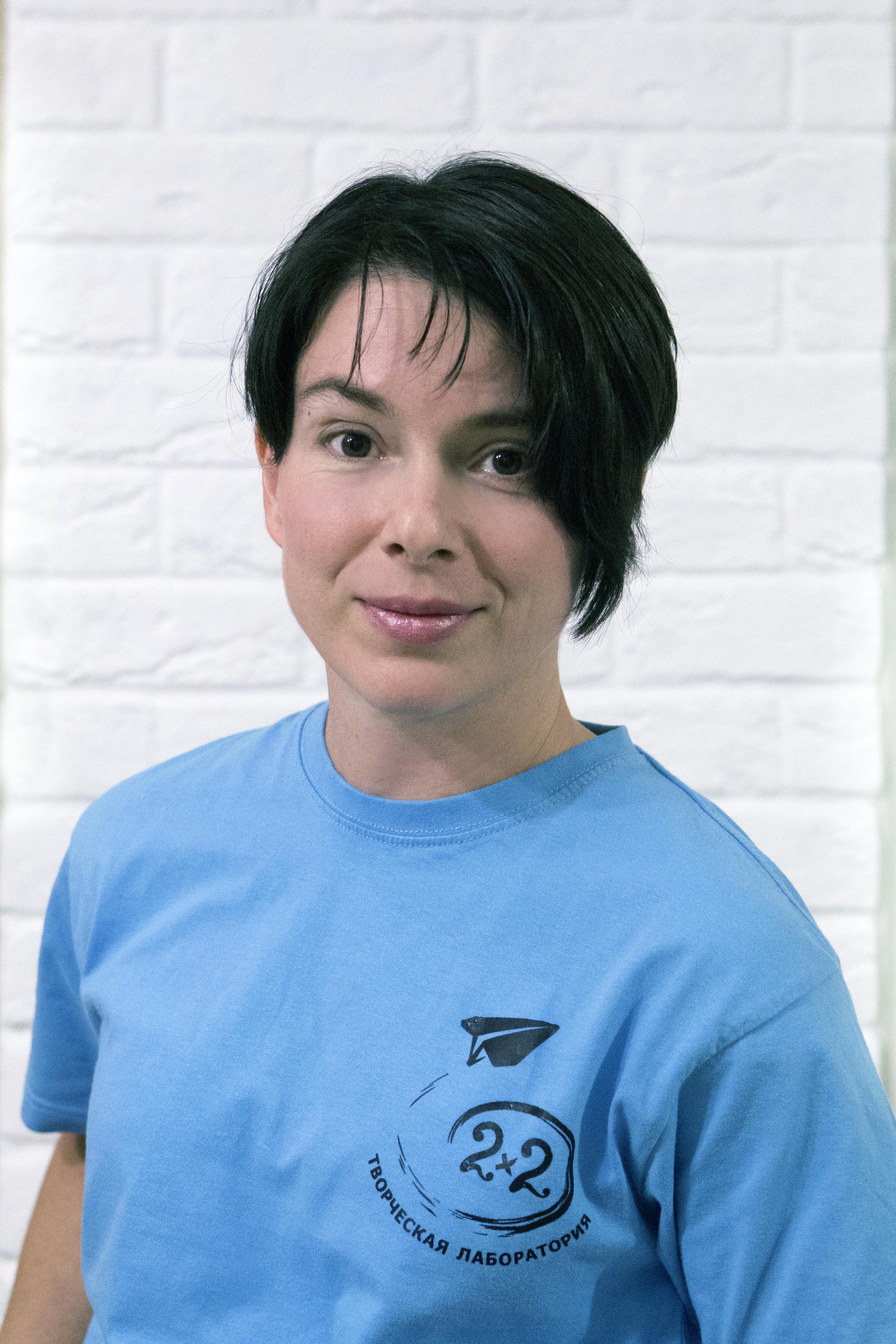 Антонова Юлия Станиславовна
