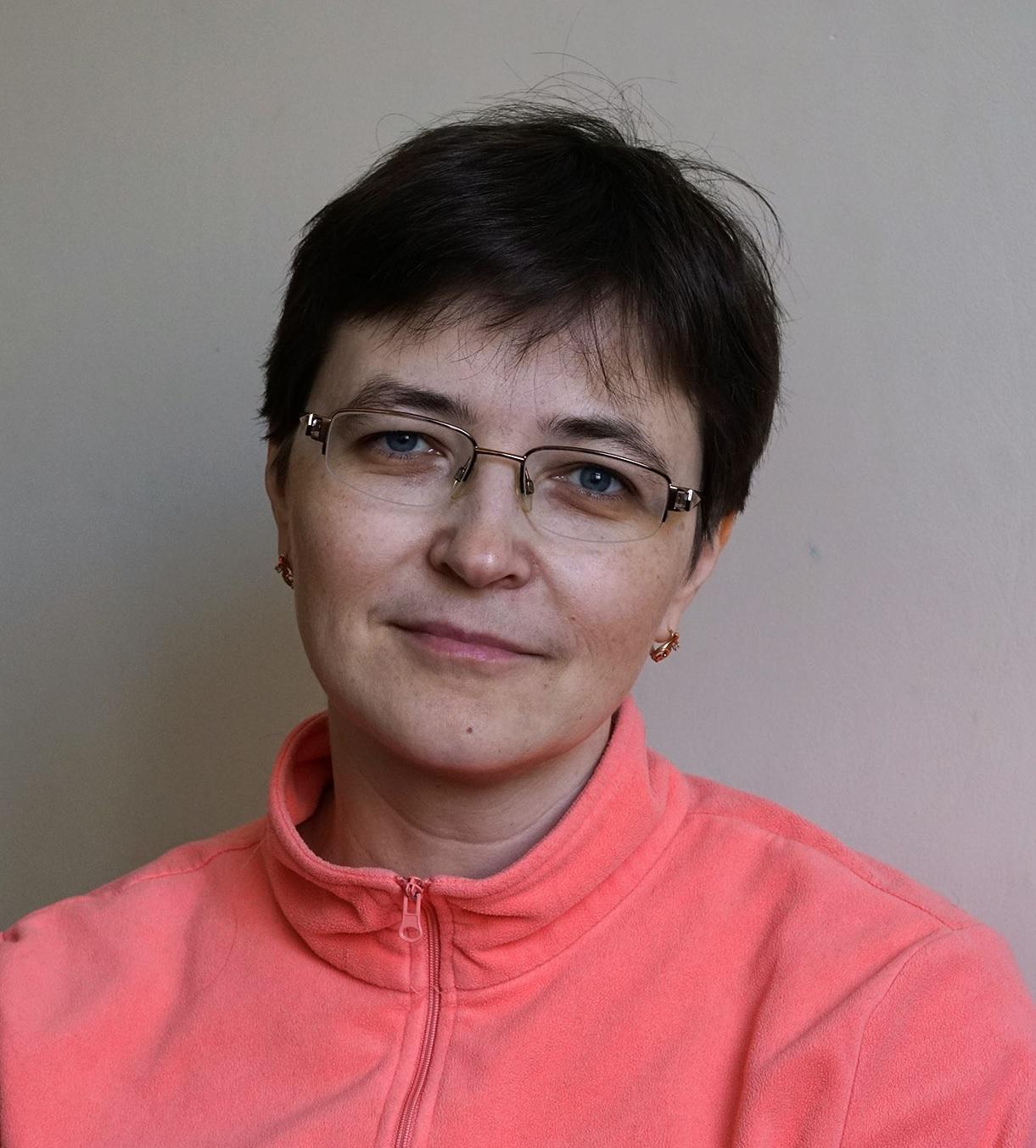 Парамонова Ольга Сатурниновна
