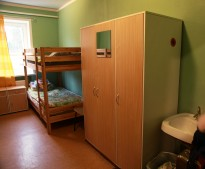 4 корпус - комнаты